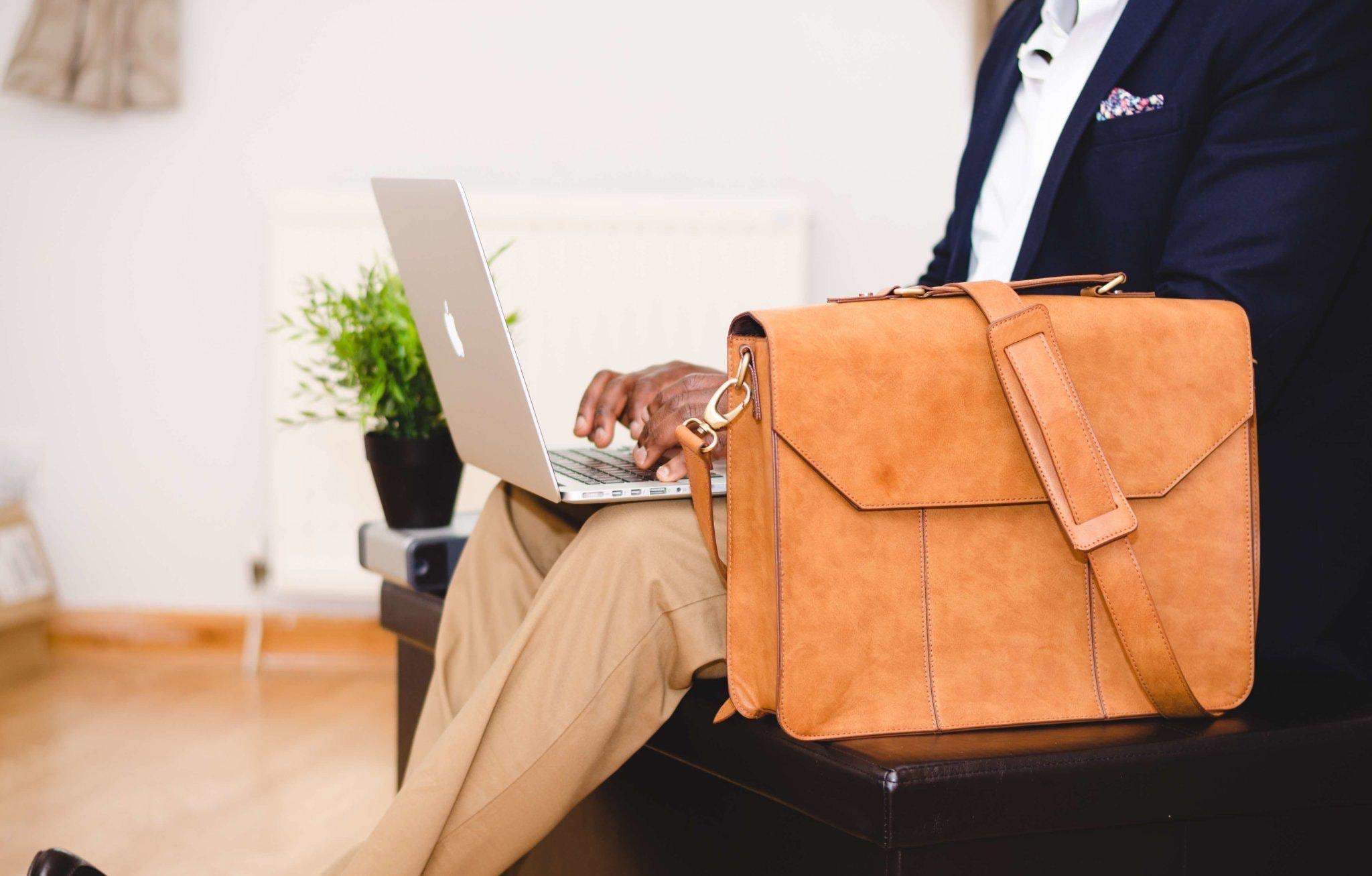 Ga voor een zakelijke uitstraling, met deze tips: