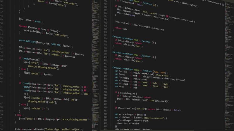 De technische aspecten van een website maken